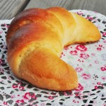 Almost Croissants: Cornetti With Briosche Dough