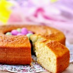 Buttermilk Ciambellone And Happy Easter