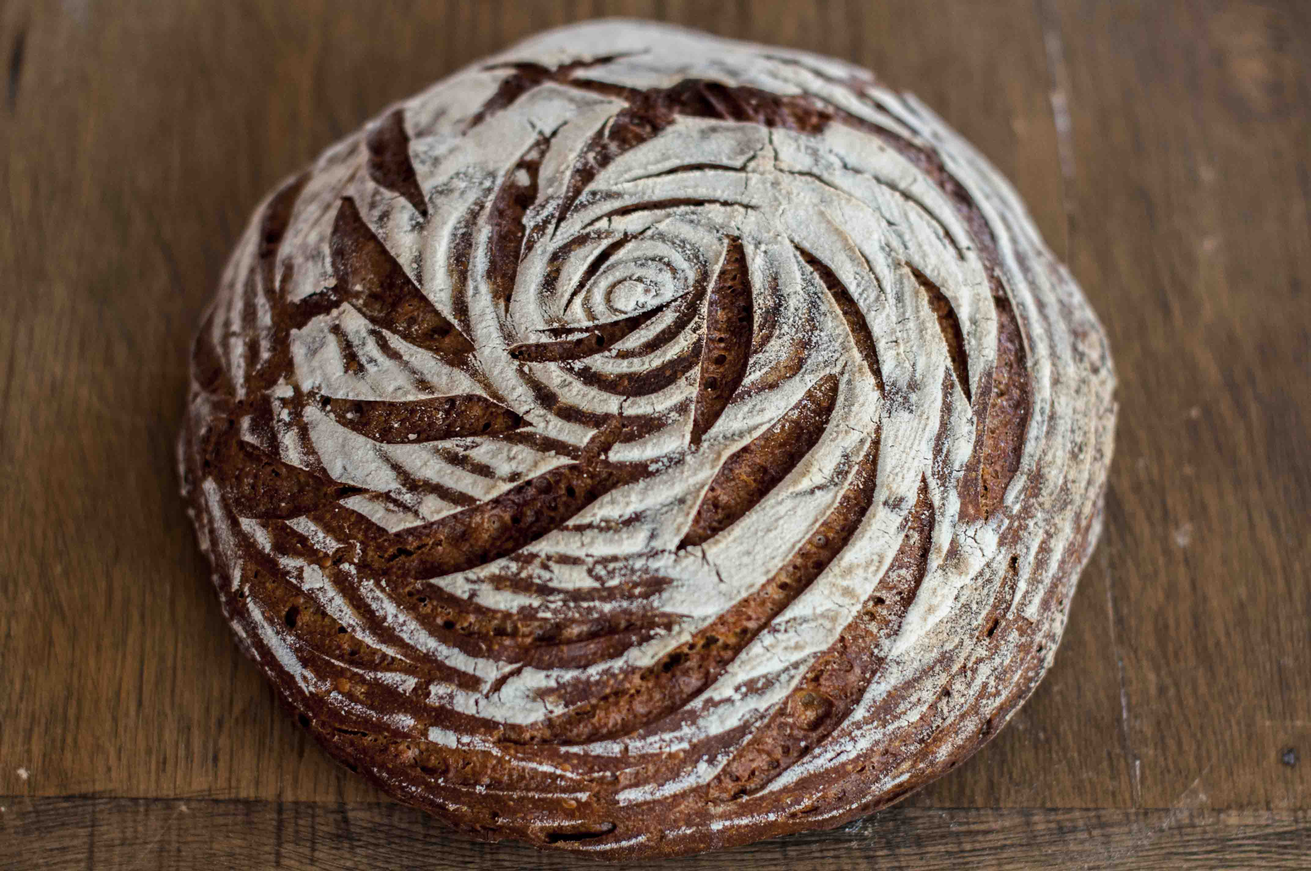 buckwheat sourdough